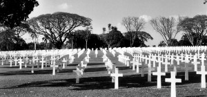 WWII US Military Cemetery Manila, Philippines