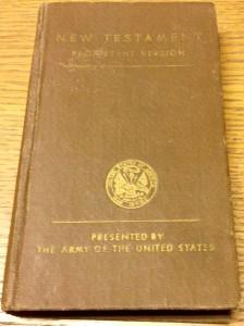 WW2 New Testament